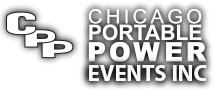Chicago Portable Power Generator Rental