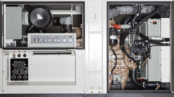 176kw Diesel Generator