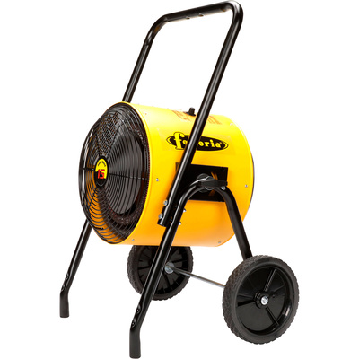 Small Propelled Air Mover
